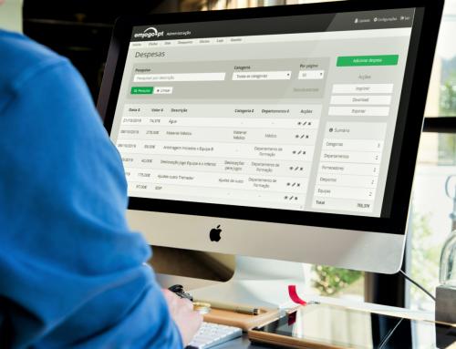 Controlo de despesas para clubes desportivos com o Software EMJOGO