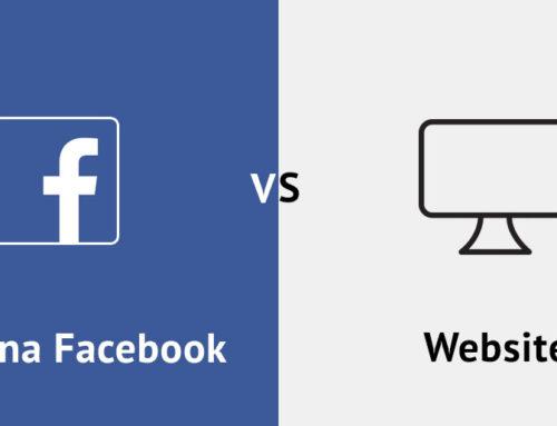 Qual é o melhor para o meu clube desportivo: Website ou Facebook?