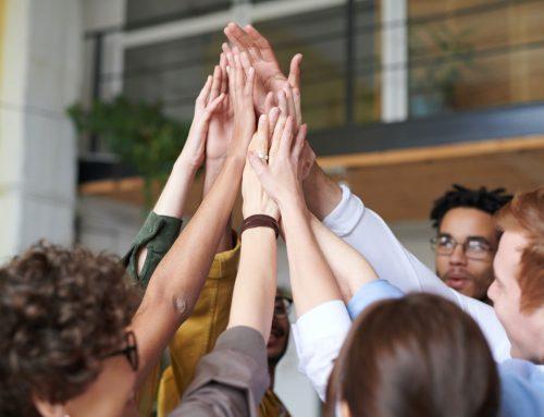 Juntos somos mais fortes numa perspectiva de clube de formação